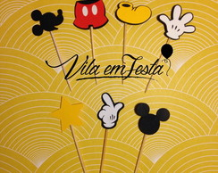 Picks Mickey Mouse