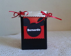 Enfeite de Mesa Mickey Minnie Surpresa