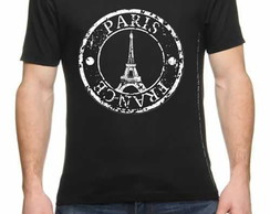 Camiseta Paris Gola V