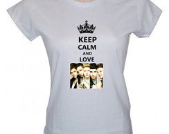 Baby Look - Keep Calm Irresistible