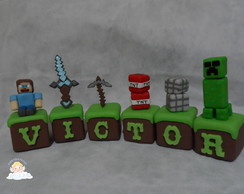 Cubos do Minecraft
