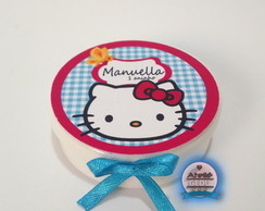 10 Latinha Mint to be Hello Kitty