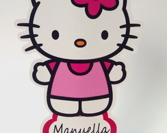 10 Tubetes Hello Kitty