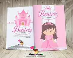 Revista colorir Reinado Princesa