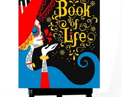 # MINI POSTER - BOOK OF LIFE