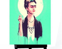 . MINI POSTER - FRIDA LOVE