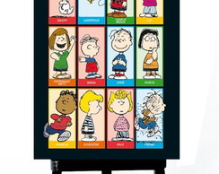. MINI POSTER - TURMA DO SNOOPY