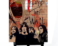 . MINI POSTER - PINK FLOYD - THE WALL