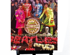 . MINI POSTER - SARGENT PEPPERS