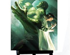 . MINI POSTER - INCRIVEL HULK