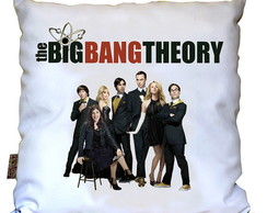 Almofada The Big Bang Theory 8