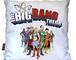 Almofada The Big Bang Theory 10