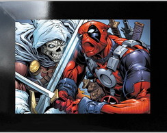 * QUADRO DECORATIVO - DEAD POOL