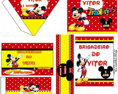 Arte digital Mickey