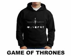 307a0cd3a0 ... Moletom Game of Thrones