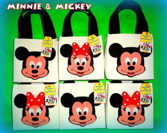 Bolsinha Surpresa Mickey & Minnie