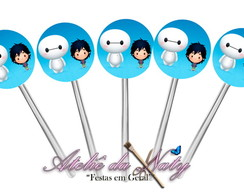 Toppers para Cupcake - Big Hero 6