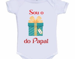 Body Sou o Presente do Papai