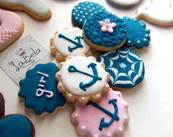 Biscoitos Decorados Kit