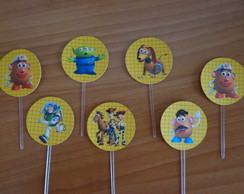 Topper Toy Story - Personagens