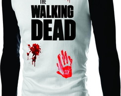 Camiseta The Walking Dead Raglan