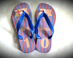 Chinelo do Barcelona