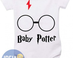 Body Infantil Baby Potter (Harry Potter)