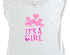 T-shirt It's a girl