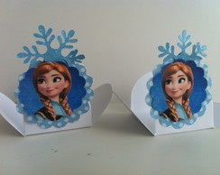 Forminhas Doces Frozen