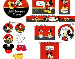 Kit digital FESTA MICKEY
