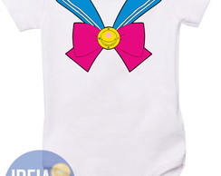 Body Infantil - Sailor Moon