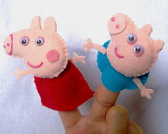 Dedoches da Peppa