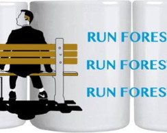 Caneca - Fores Gump - Run Forest Run
