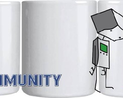 Caneca - Communnity - Abed T-Shirt