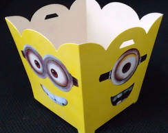 Cachepot dos minions