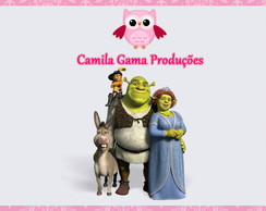 Retrospectiva Tema Shrek (50 Fotos)