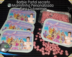 Marmtitinha Barbie Portal Secreto