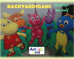Displays Backyardigans