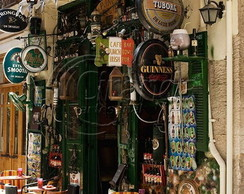 Placa Decorativa Pub Irlandes