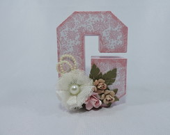 Letra 3D Shabby Chick