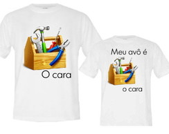 KIT CAMISETAS -AVÔ