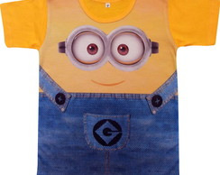 Camiseta Adulto Minion