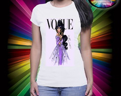 Camiseta Vogue Princesa Jasmine