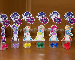 Tubetes Equestria Girls