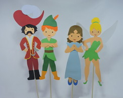 kit Topper de mesa Peter Pan