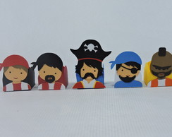 kit Forminha Piratas