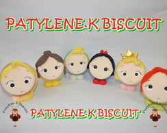 MINI BALEIROS PRINCESAS BISCUIT KIT 01