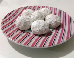 Mexican Wedding Cookies/Russian Tea Cake