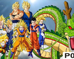 Painel Dragonball