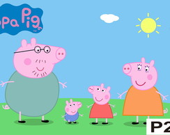 Painel PeppaPig